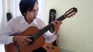 Pachelbel - Canon in D (Guitar Classic) - Guitarist Nguyễn Bảo Chương