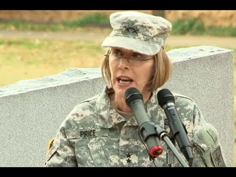MTSU Veterans Memorial Ceremony pays tribute to women vets, fallen heroes