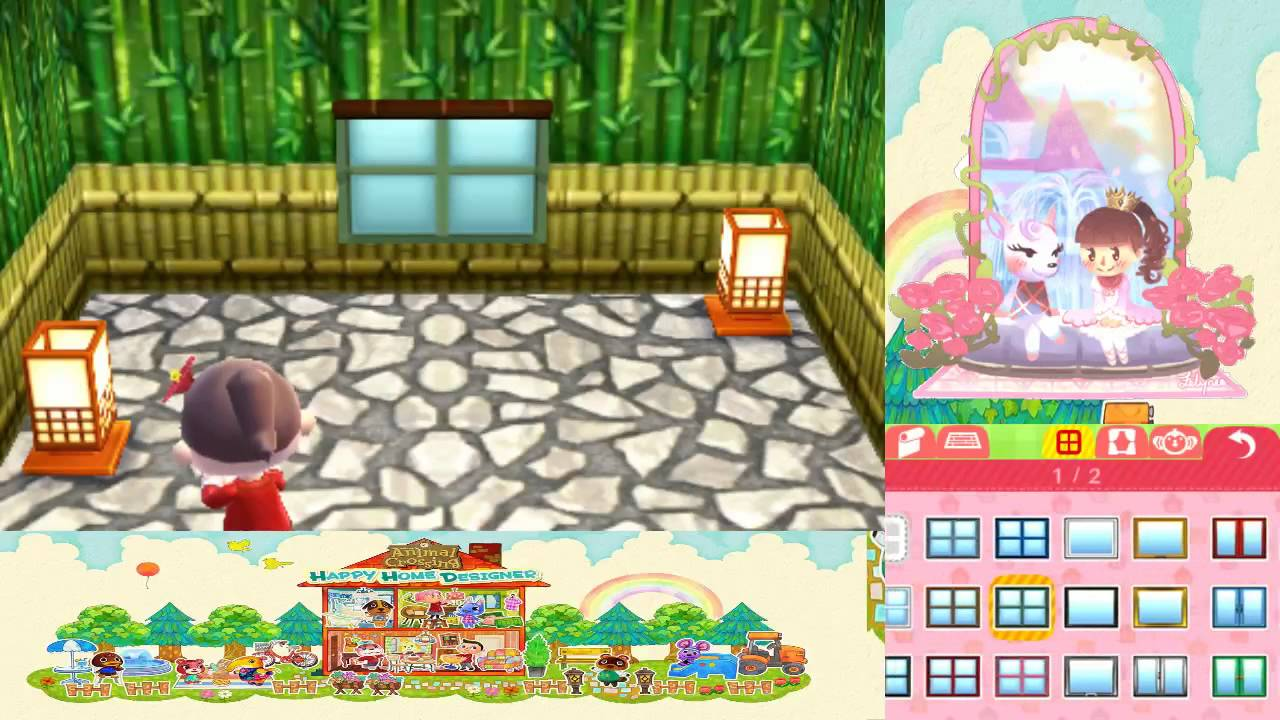 Animal crossing happy home designer 7 youtube for 7 11 happy home designer