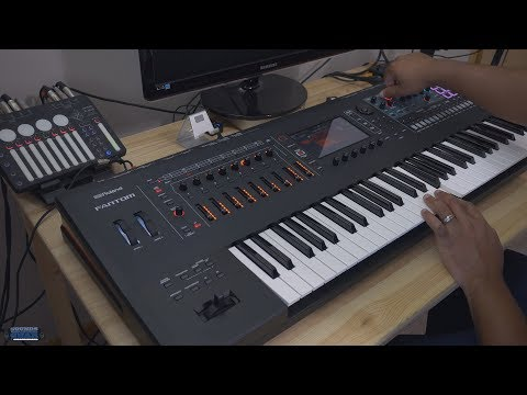 New Roland Fantom 6 is Here! - My First Reaction & Thoughts