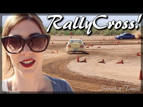 Getting Dirty! // SCCA RallyCross