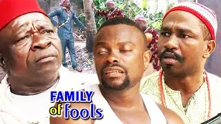 Family Of Fools Season 12 - Okon  Do Good Uwaezuoke 2019 Latest Nigerian Comedy Movie