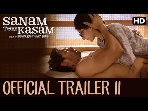 Sanam Teri Kasam Official Trailer 2 with...