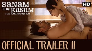 Gambar cover Sanam Teri Kasam Official Trailer 2 with English Subtitle | Harshvardhan Rane & Mawra Hocane