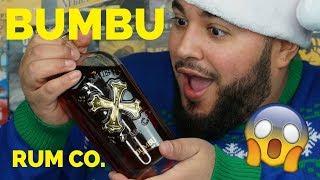 BUMBU RUM CO.  REVIEW