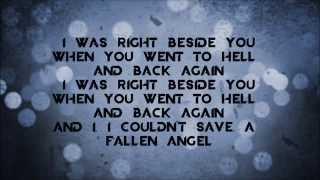 Three Days Grace - Fallen Angel [Lyrics]