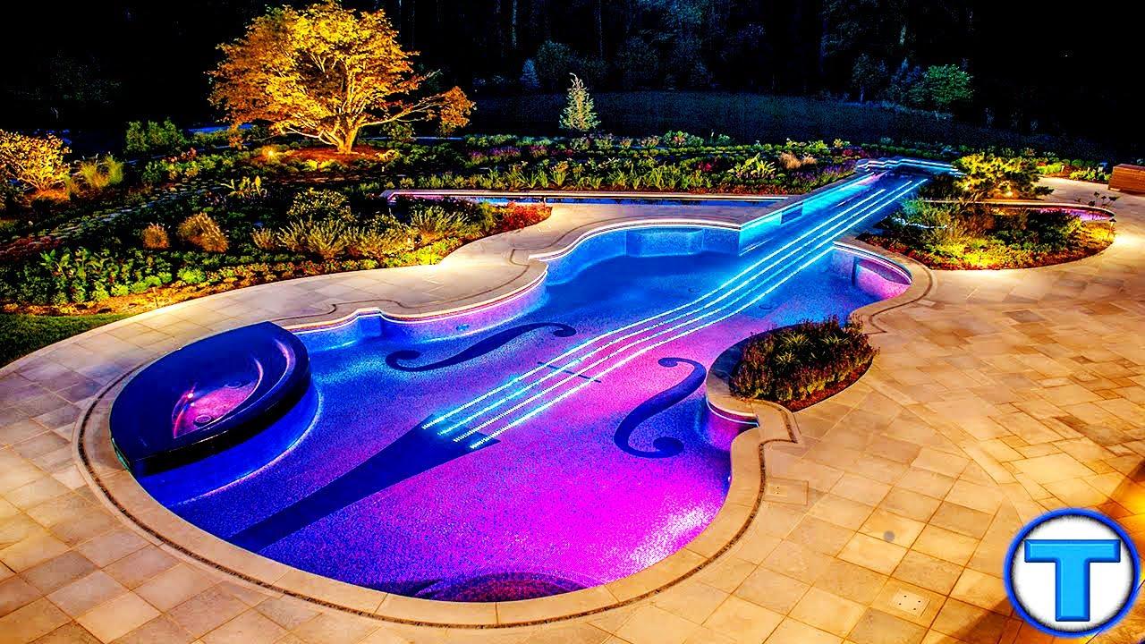 Las 10 piscinas m s asombrosas del mundo lo que veras es for Fotos de piletas en casas