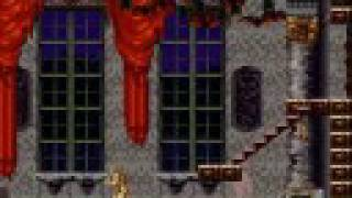 Akumajō Dracula X68000 ( Castlevania Chronicles ) - Boss Run - Part 1
