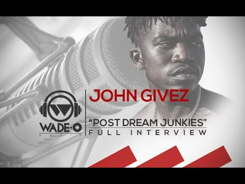 "John Givez ""Post Dream Junkies"" Full Interview"