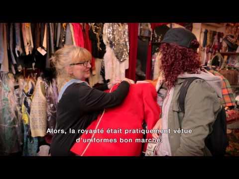 Tamy@UK: Glasgow - Mr. Ben Retro Clothing