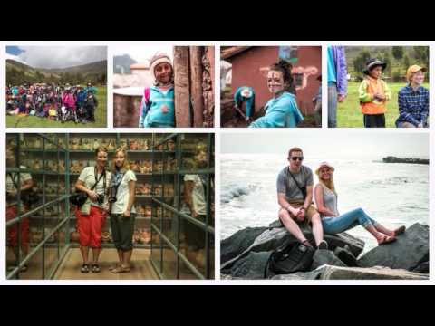Peru Service Learning Tour 2015