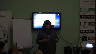 №1 Обучение в Одессе 05.11.2018 . Биорезонанс . Тестирование.