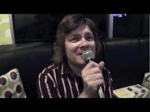 Singing at a Thai Karaoke Bar