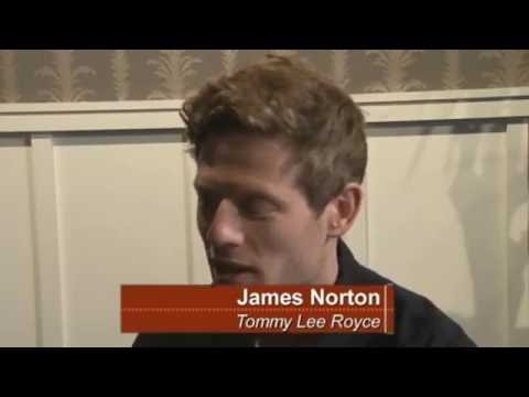 Playing psycho tough for Happy Valley's & James Norton goes dark for Grantchester