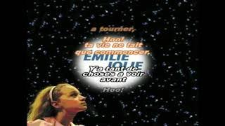 Emilie Jolie - karaoke - Jean Loup de Cazouls-lès-Béziers
