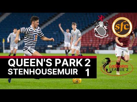 Queens Park Stenhousemuir Goals And Highlights