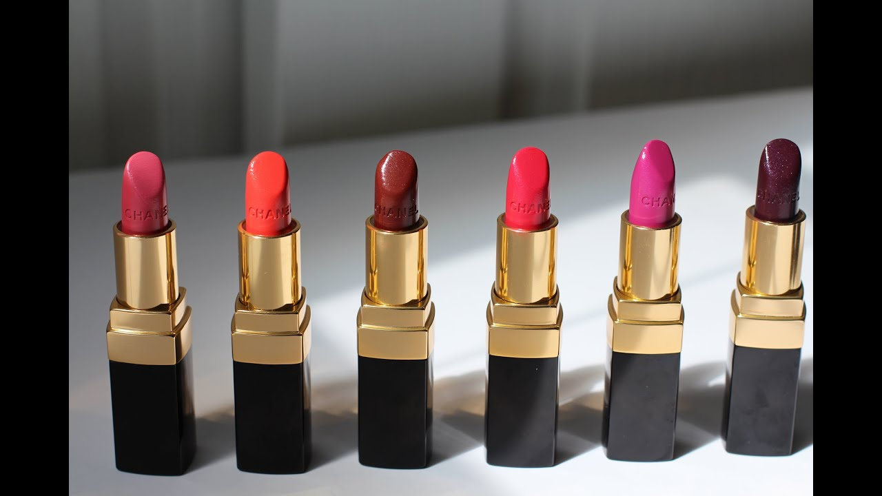 Lipstick shades for dark lips