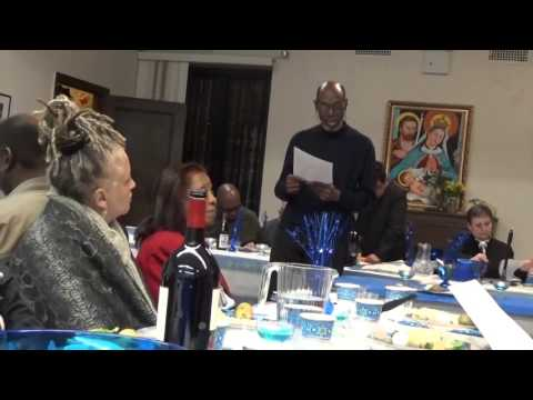 Passover Story - Church of the Intercession - Harry Burney
