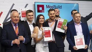 Еврожалюзи от Центра Металлокровли победитель премии Mosbuild Awards 2019