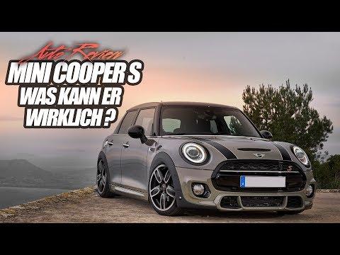 Lohnt sich ein MINI Cooper S ?! | BAVMO Auto Review | Mini Cooper S F55 Testbericht