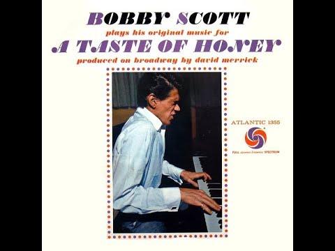 1st RECORDING OF: A Taste Of Honey - Bobby Scott (1960--3 instrumental tracks)