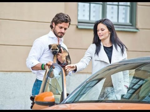 amazing photos of Prince Carl Philip and Sofia Hellqvist HD .
