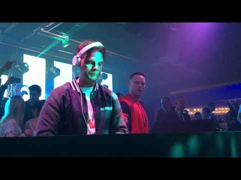 Martin Garrix Feat Bonn - No Sleep (DubVision Remix) [live @ NumberOne]