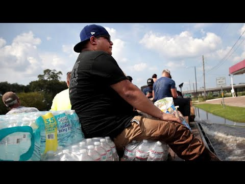 Houston fights to keep water clean after Harvey flooding