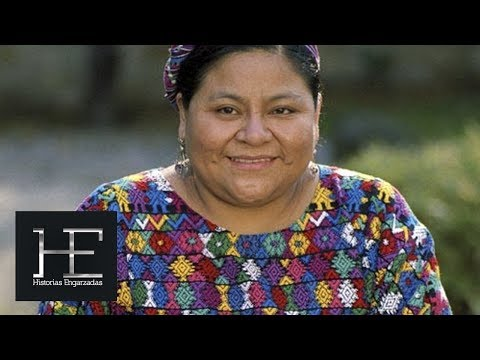 Historias Engarzadas - Rigoberta Menchú (Parte 1)