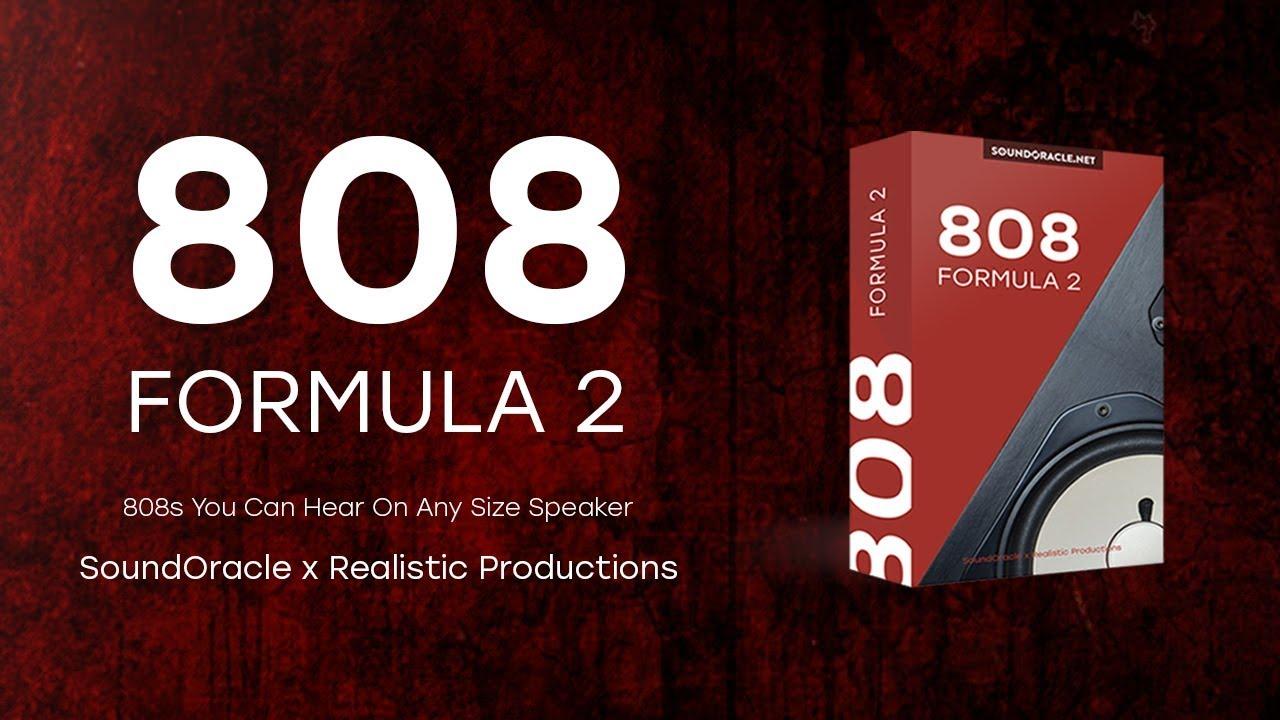 The 808 Formula 2 | Sound Oracle Sound Kits