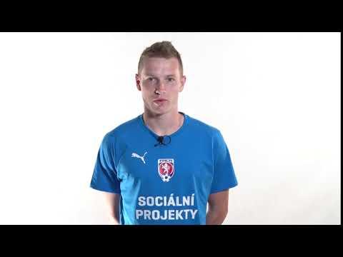 Jakub Jankto podporuje I. MČR ve fotbalu v chůzi
