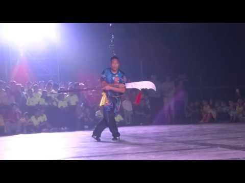 周家功夫 - 關刀 Jow Gar Kung Fu Kwan Do and Hand form