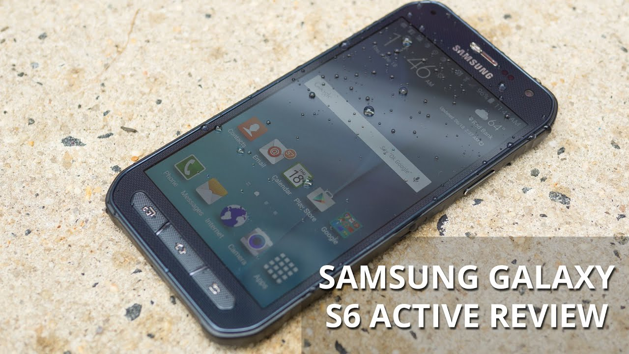 Amazon.com: Samsung Galaxy S6 Active, 32 GB , Blue (AT&T): Cell .