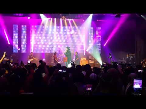 Kotak band - Pelan-pelan Saja live at kupi-kupi fm concert at KDCA 7/4/18 part  4/5