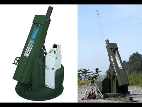 South Korea Hyundai Wia 120mm Automatic Mortar System