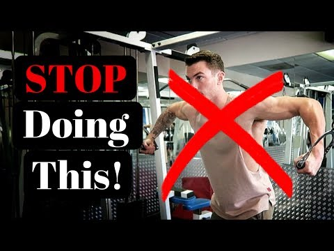 How To Build Lower Pecs (Stop Doing This!)