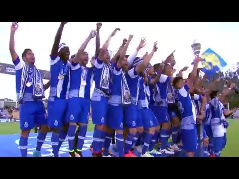 Futebol: FC Porto B-Benfica B, 3-1 (Ledman LigaPro, 45.ª jornada, 08/05/16)