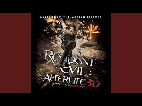 Resident Evil Afterlife Music List