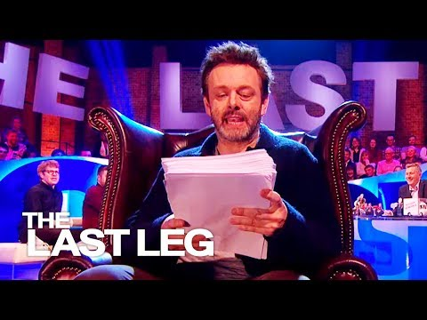 Michael Sheen Reads Facebook's Terms and Conditions  The Last Leg