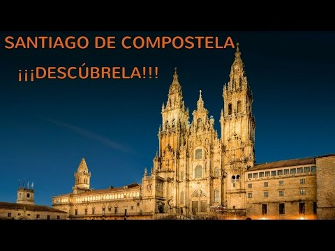 Un paseo por Santiago de Compostela - ¡¡¡DESCÚBRELA!!!