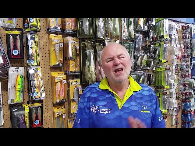 Fishing Report 12th March 2020 brought to you by Compleat Angler Wagga Wagga
