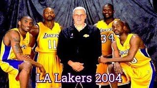 Los Angeles Lakers 2004. Где они сейчас?