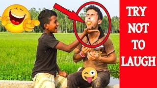 Must watch new funny comedy 2019   Best Vines   Try not to laugh   Pagla Baba Fun