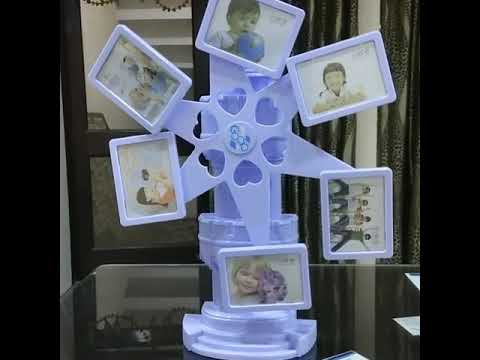 Rotating Musical Frame | Gift Ideas for Valentines day |