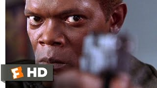The Negotiator (2/10) Movie CLIP - I'm Not Going To Jail Today (1998) HD