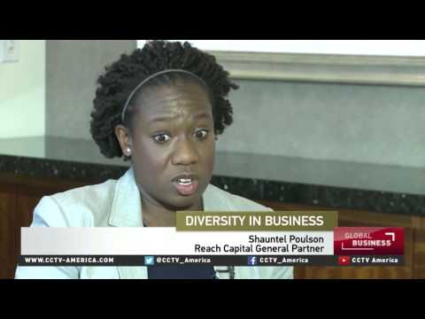 Venture capital, tech and the diversity problem