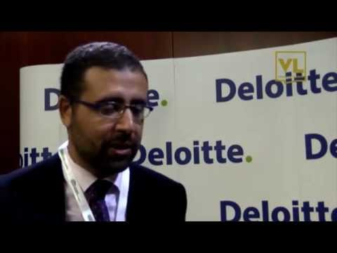Voices of Leaders Interviews Ashraf Ammar, Deloitte, at IFN Luxembourg 2014