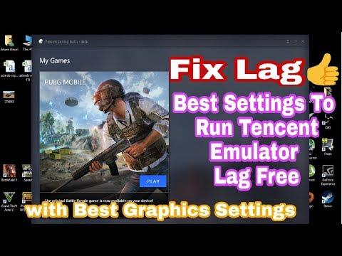 best emulator for pubg mobile on pc no lag