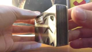 1997 STAR WARS Flip Book Reviews. A New Hope, Empire Strikes Back, And Return Of The Jedi!