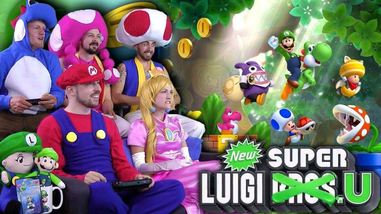 New Super Luigi U is AWESOME!